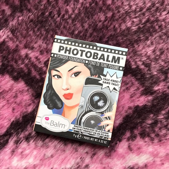 theBalm Other - The Balm Powder Foundation